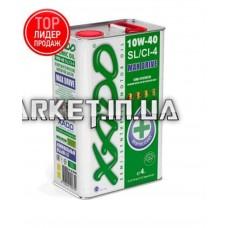 Масло автомобильное 4л   (полусинтетика, 10W-40SL/SI-4, Atomic Oil, MAX Drive)   (20209)   ХАДО