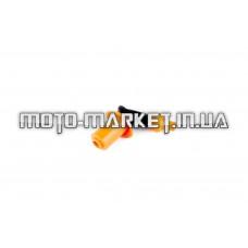 Насвечник   45* (135*)   (оранжевый, с юбкой)   ZUNA