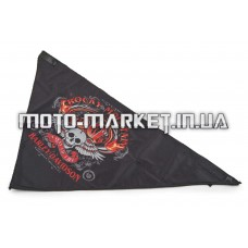 Бандана   (черная, mod:WL-ED001)   KML