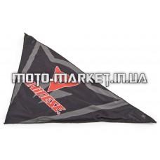 Бандана   (черная, mod:WL-ED002)   KML