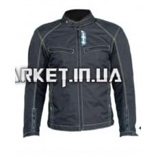 Мотокуртка   (текстиль) (цвет грифель, size XL) (доп защита идет в комплекте)