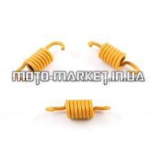 Пружины колодок сцепления   4T GY6 125   (1500rpm, 3шт)