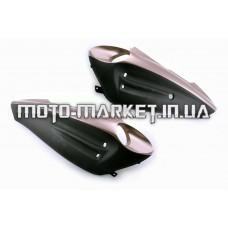 Пластик   Zongshen RACE 1   задняя боковая пара   EVO