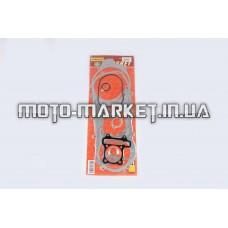 Прокладки двигателя (набор)   4T GY6 180   Ø62,00mm   SHANGZHI   (mod:A)