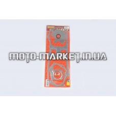 Прокладки двигателя (набор)   Yamaha BWS 100   Ø52mm   (mod:A)   SHANGZHI