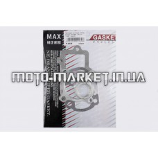 Прокладки цилиндра (набор)   Yamaha JOG 5BM   Ø47mm   (mod:C)   MAX GASKETS