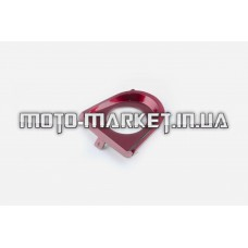 Пластик   Zongshen RACE   задний (лючок топливного бака)   (красный)   KOMATCU