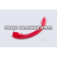 Пластик   Zongshen WIND   задний декоративный   (красный)   KOMATCU