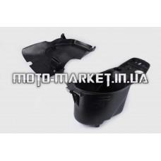 Пластик   Zongshen GRAND PRIX   багажник подседельный   KOMATCU