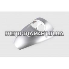 Пластик   Zongshen GRAND PRIX   передний (клюв)   (серый)   KOMATCU