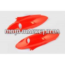 Пластик   Zongshen GRAND PRIX   задняя боковая пара   (красный)   KOMATCU