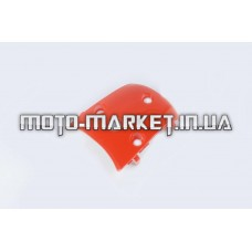 Пластик   Zongshen GRAND PRIX   задний (багажника)   (красный)   KOMATCU
