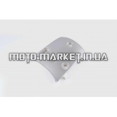Пластик   Zongshen GRAND PRIX   задний (багажника)   (серый)   KOMATCU
