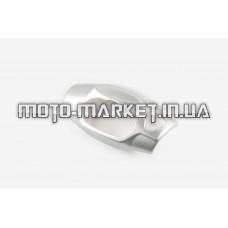 Пластик   Zongshen RACE 1/3   передний (голова)   (красный)   KOMATCU