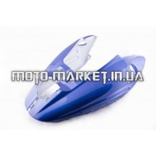Пластик   Zongshen RACE 1/3   задняя боковая пара   (синий)   KOMATCU