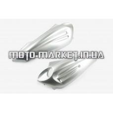 Пластик   Zongshen RACE 1/3   задняя боковая пара   (серый)   KOMATCU