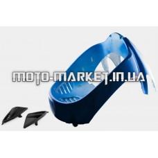 Пластик   VIPER STORM 2007   передний (подклювник)   (синий)   KOMATCU