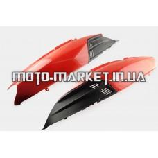Пластик   VIPER STORM 2007   задняя боковая пара   (красный)   KOMATCU