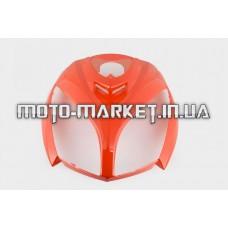 Пластик   Zongshen STHORM/ FADA 15   передний (клюв)   (красный)   KOMATCU