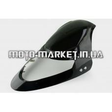 Пластик   Zongshen F1, F50   передний (клюв)   (черный)   KOMATCU