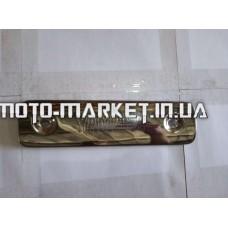 Накладка глушителя   Yamaha JOG   (железная)   KOMATCU