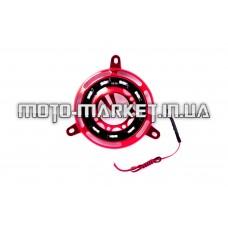 Накладка крышки генератора диодная   (красная)   GJCT