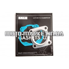 Прокладки цилиндра (набор)   Honda TACT AF16   Ø41mm   (безасбестовые)   AS