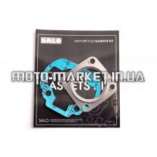 Прокладки цилиндра (набор)   Yamaha JOG 2JA   Ø40mm   (безасбестовые)   AS