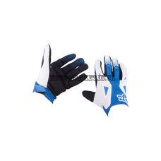 Перчатки   DIRTPAW   (mod:034, size:L, черно-синие)   FOX