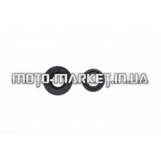 Сальники (набор)   2T Stels 50   2шт   коленвальные   KOMATCU   (mod.A)