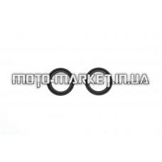 Сальники вилки   Zongshen STORM   (30*40,5*10.5 х 2шт)   KOMATCU   (mod.A)