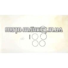 Поршень   4T ARN 150   1,00   (Ø58,40 p-15)   SUNY   (mod.B)