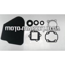 Набор OPTIMA   Yamaha 5BM   (прокладки, сальники, фильтр возд.)   AS