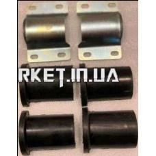 Крепление коляски   МТ, ДНЕПР   (4 резинки + 2 хомута)   VDK