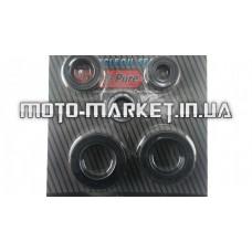 Сальники (набор)   2T TB50, Suzuki RUN   5шт   ZV