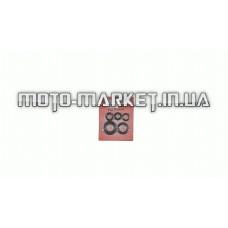 Сальники (набор)   Suzuki AD50   5шт   (15*25*5, 17*25*4, 17*27*6, 24*43*6, 25*37*6)   MSU   (#MSU)