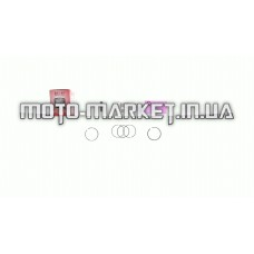 Поршень   Honda 4T DIO New 50   .STD  (Ø36,00 AF61E)   MSU   (#MSU)