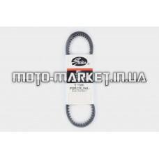 Ремень вариатора   669 * 18,0   4T GY6 50   (10 колесо)   GATES POWERLINK   (#VDK)