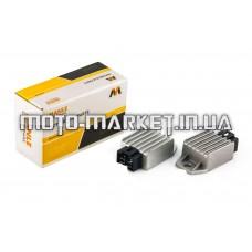 Реле зарядки   4T GY6 125/150   (4 контакта)   MANLE