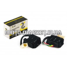 Реле зарядки   4T GY6 125/150   (4 провода)   ZUNA