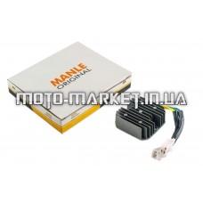 Реле зарядки   4T GY6 125/150   (6 проводов 3+3)   MANLE