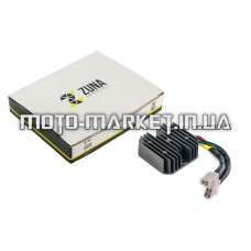 Реле зарядки   4T GY6 125/150   (7 проводов 4+3)   ZUNA