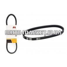 Ремень вариатора   723 * 17,5   Honda BALI 100, 4T GY6 50   MANLE
