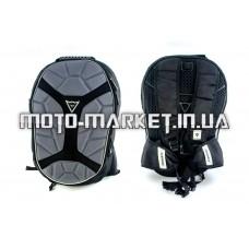 Рюкзак   (серый, рисунок X)