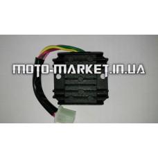 Реле зарядки   4T CB. CG 125/150   (4 провода)   ZV