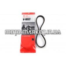 Ремень вариатора   743 * 20,0   4T GY6 125/150   Premium TNT