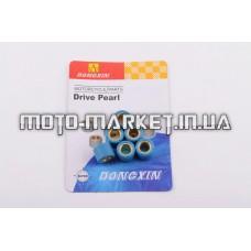 Ролики вариатора   Honda   16*13   8,5г   (синие)   DONGXIN