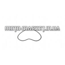 Ремень вариатора   668 * 16,6   Suzuki AD50   (YASHIDO V- belt)   ST