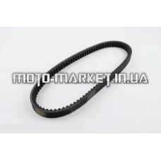 Ремень вариатора   788 * 17,0   2T Stels 50, Zongshen STORM   (Zhuping VS belt)   ST