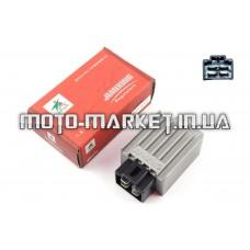 Реле зарядки   4T GY6 125/150   (4 контакта)   ST